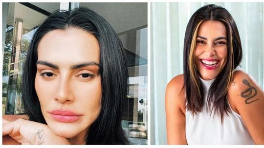 Inspire-se nos cabelos das famosas que mudaram de visual na quarentena