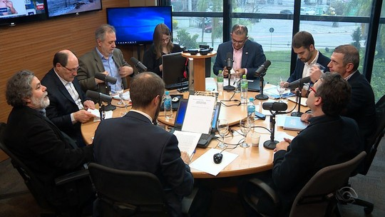 Candidatos ao governo do RS fazem primeiro debate nas eleições 2018