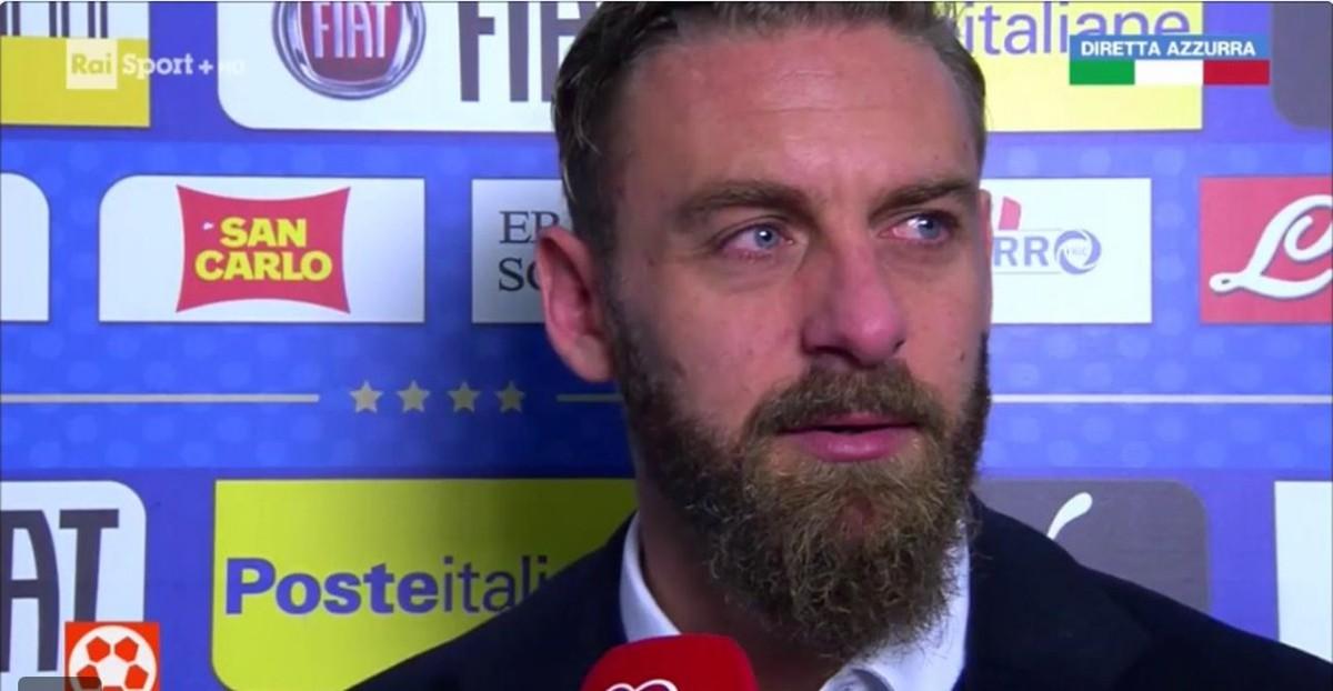 2297858426ce9 De Rossi e Barzagli se juntam a Buffon e anunciam despedida da seleção  italiana