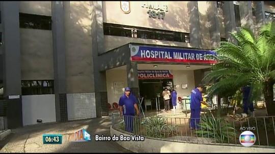 Justiça Militar condena sete por corrupção em Hospital Militar do Recife