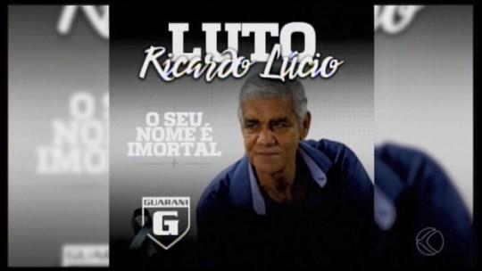 Morre em Divinópolis o locutor esportivo Ricardo Lúcio