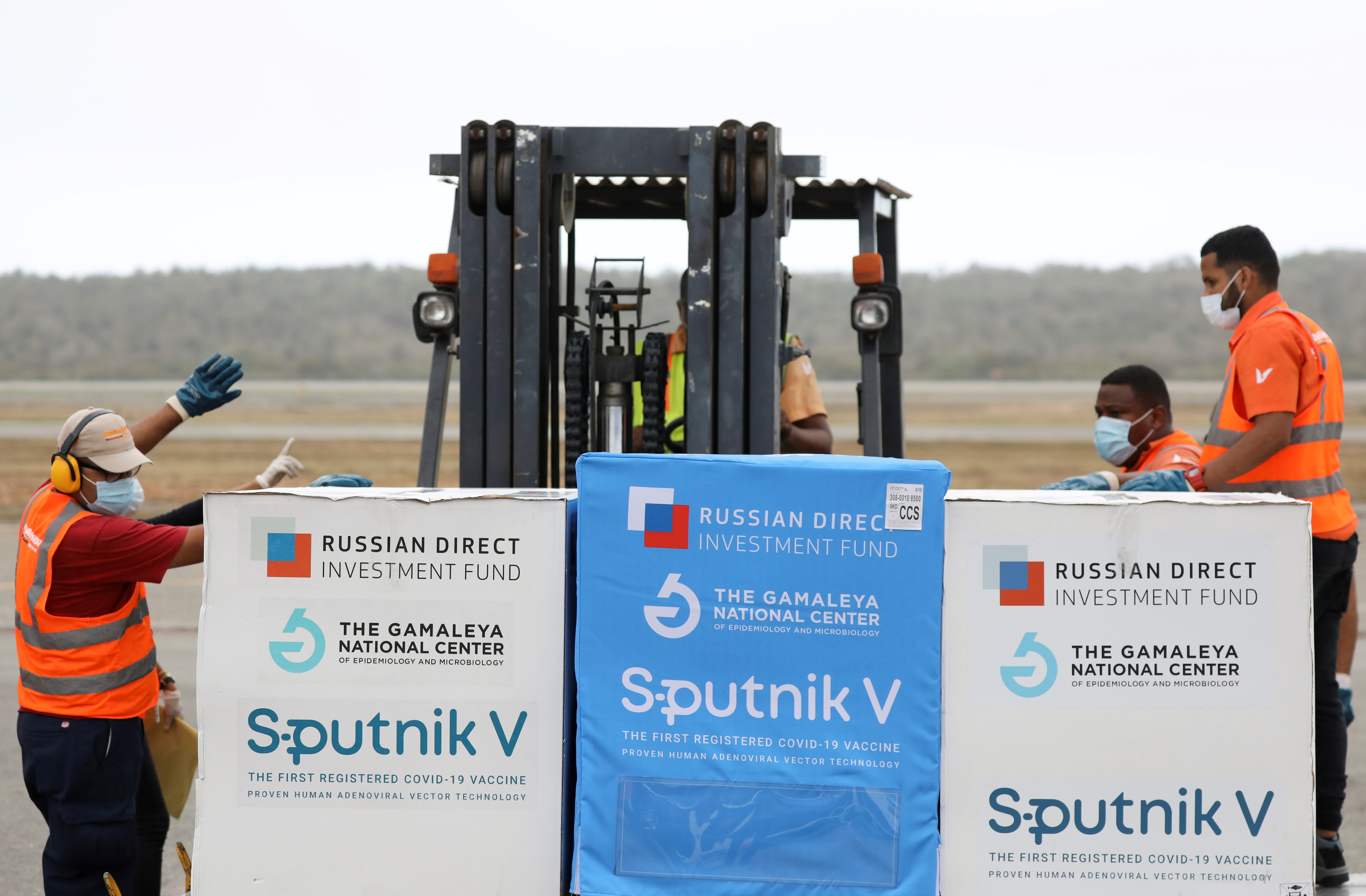 Niterói compra a Sputnik V
