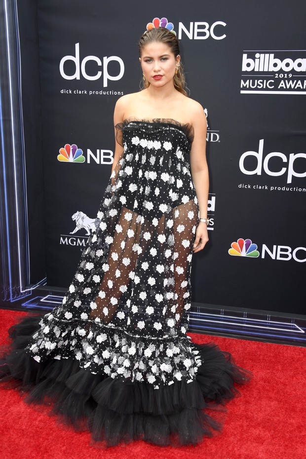 LAS VEGAS, NEVADA - MAY 01: Sofia Reyes attends the 2019 Billboard Music Awards at MGM Grand Garden Arena on May 01, 2019 in Las Vegas, Nevada. (Photo by Frazer Harrison/Getty Images) (Foto: Getty Images)