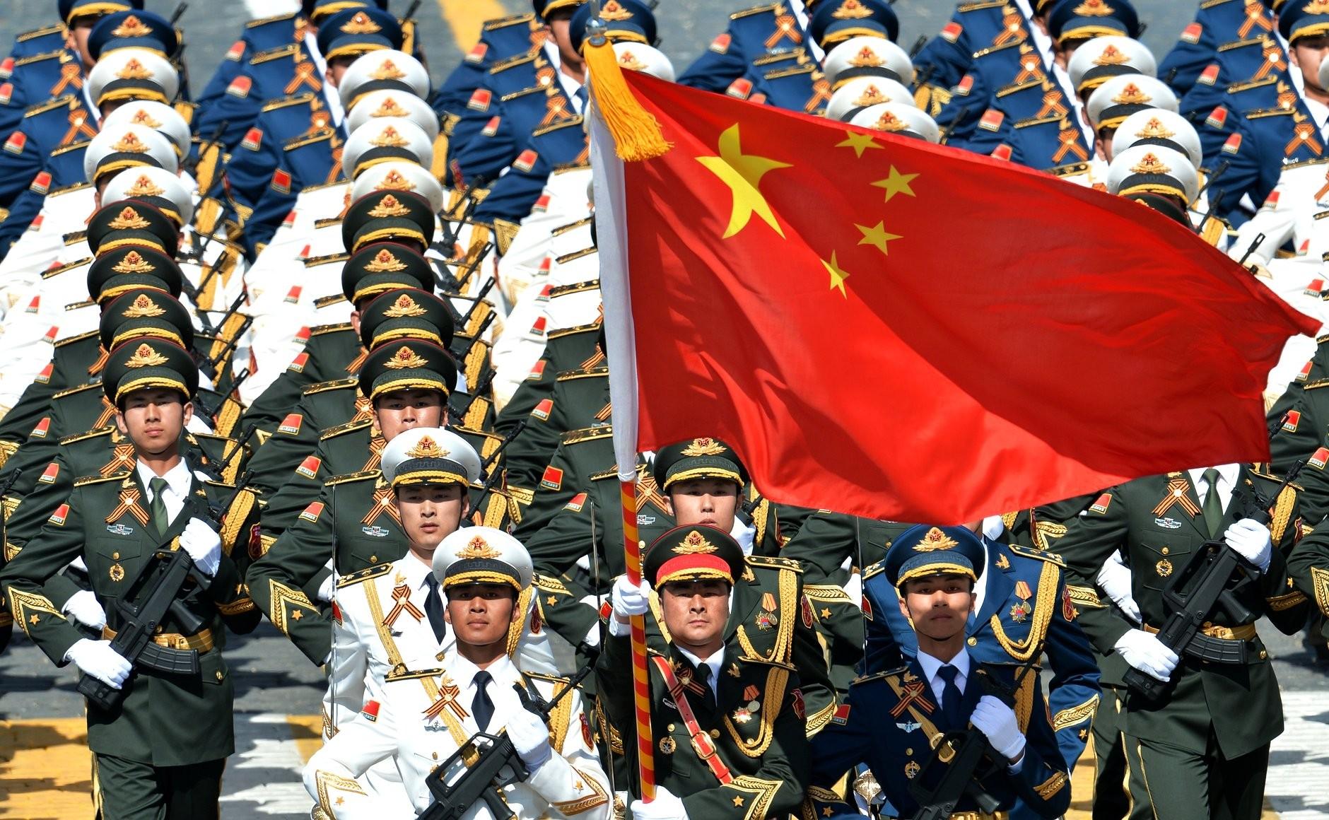 Desfile das Forças Armadas da China (Foto: Wikimedia Commons)