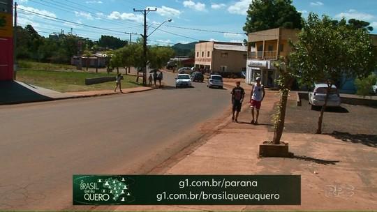 Moradores de Santa Maria do Oeste podem participar da campanha Brasil Que Eu Quero