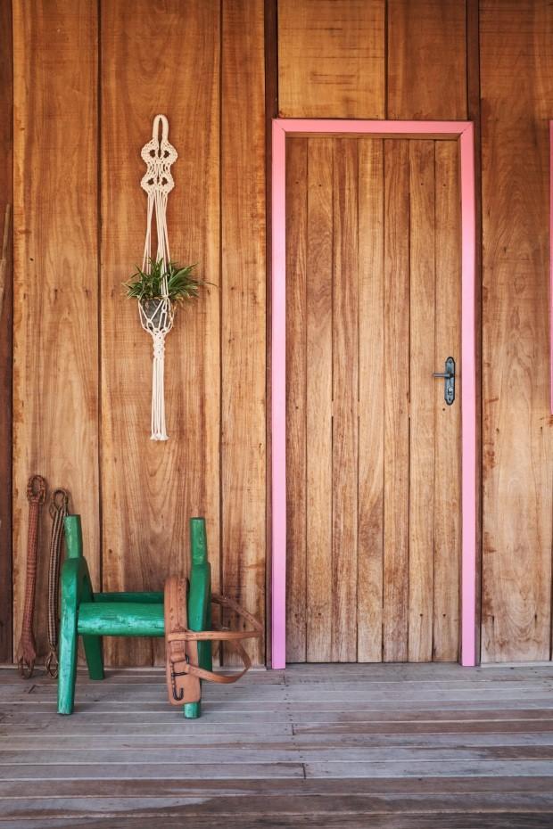 Casa no Piauí é um refúgio sustentável (Foto: Ilana Bessler)