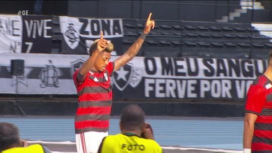 Senhor dos clássicos, Bruno Henrique deixa até Zico para trás em retrospecto contra rivais cariocas