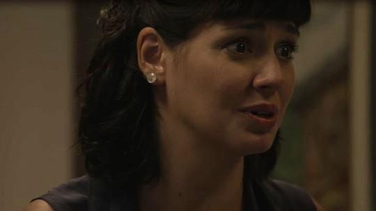 Sara recupera a memória e vai atrás de Ali: 'Eu te amo'