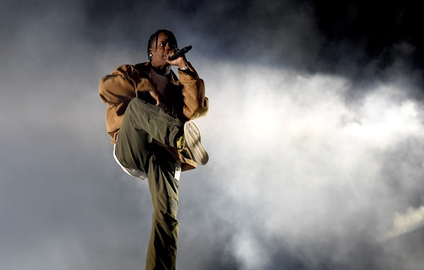 Travis Scott (Foto: Kevin Winter/Getty Images)