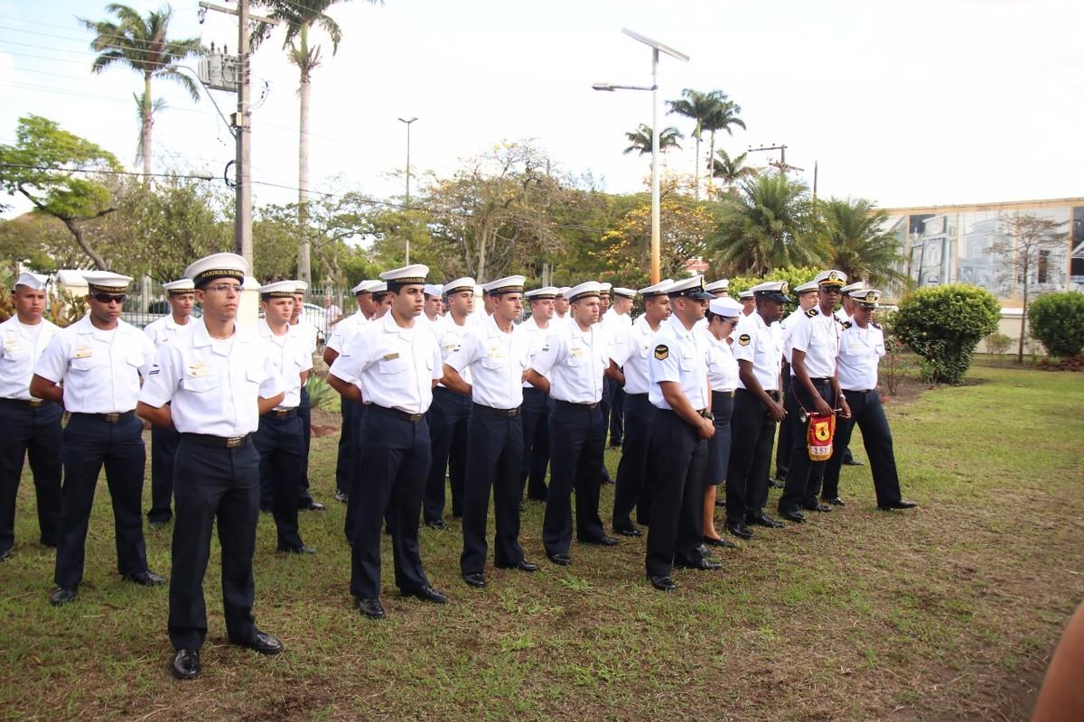 Marinha realiza palestra em Quissamã, RJ, sobre a carreira militar