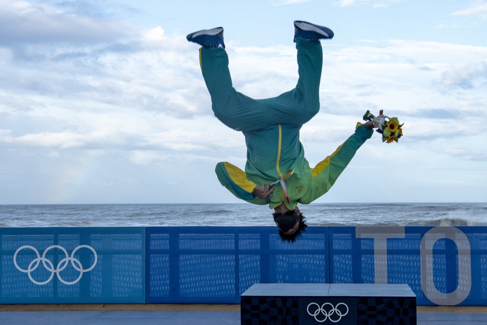 Do começo na tampa de isopor ao ouro olímpico: conheça a trajetória do  surfista potiguar Italo Ferreira | Rio Grande do Norte | G1