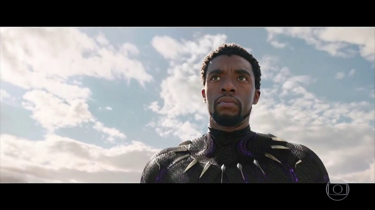 Morre o ator Chadwick Boseman de 'Pantera Negra'