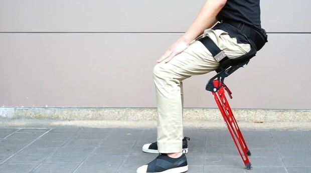 Empresa de Singapura que desenvolveu as cadeiras LEX (Foto: Divulgação)