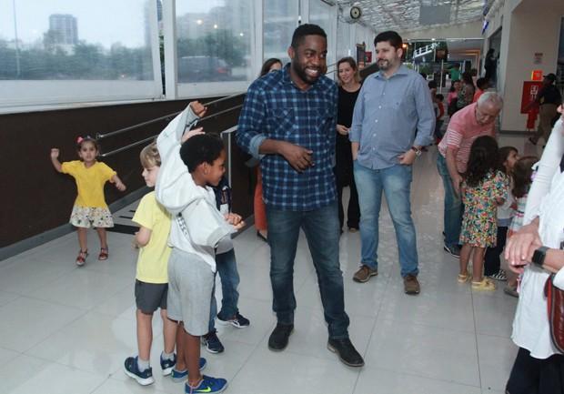 Lázaro Ramos (Foto: Thyago Andrade/Brazil News)