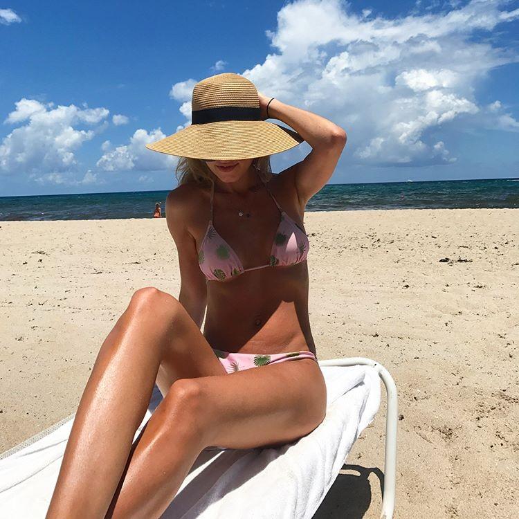 Bruna Hamú curte lua de mel em Miami (Foto: Reprodução/Instagram)