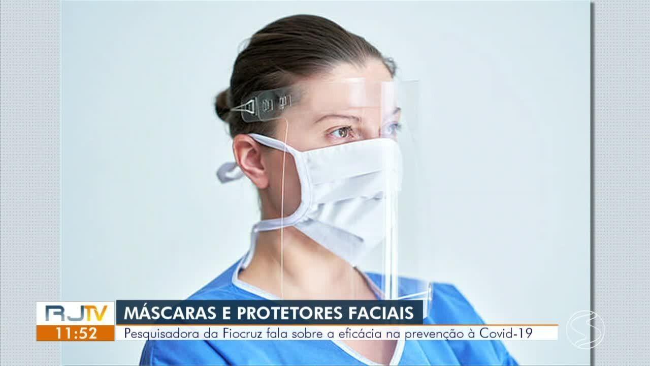 Pesquisadora da Fiocruz esclarece quais são as máscaras eficazes na prevenção à Covid-19