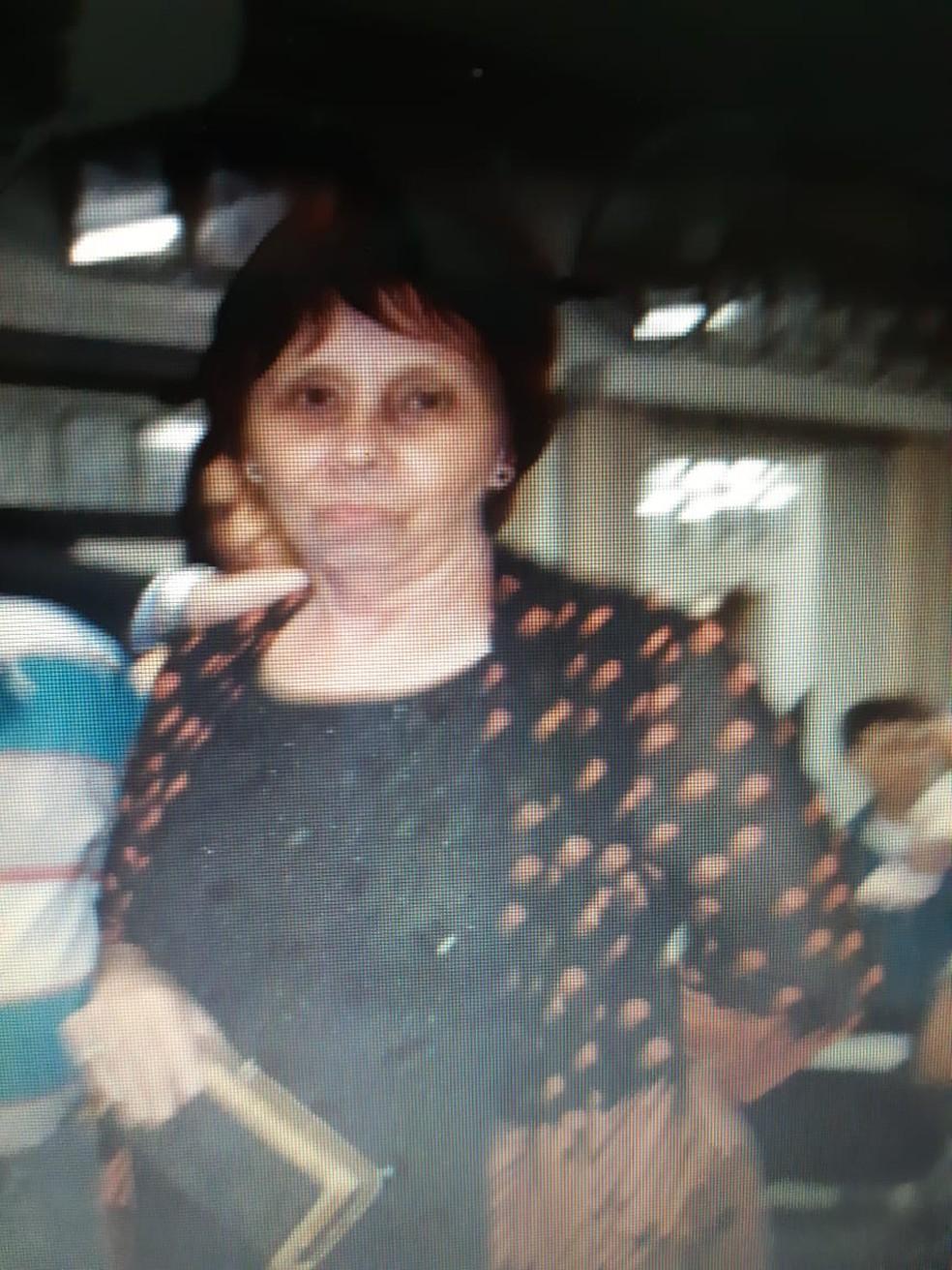 Idosa de 79 anos foi morta em 2016 em Bueno Brandão (MG) — Foto: Arquivo família