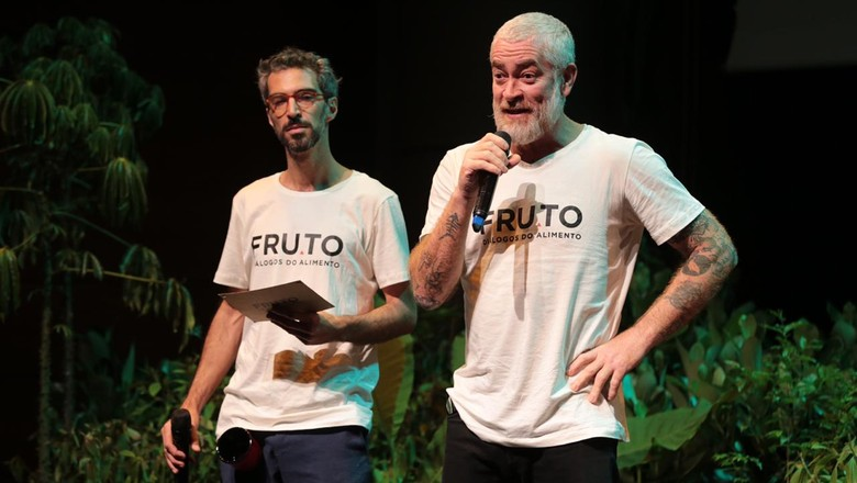 fruto-alex-atala-unibes-cultural-2019 (Foto: Fruto/Divulgação)