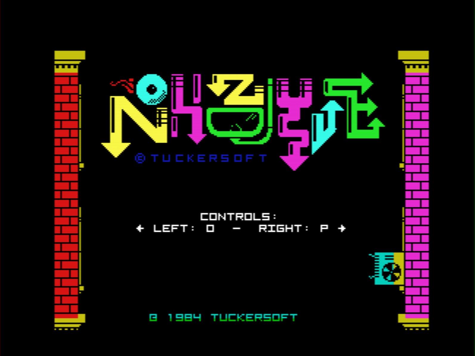 Nohzdyve jogo de Bandersnatch (Foto: Reprodução/Netflix)