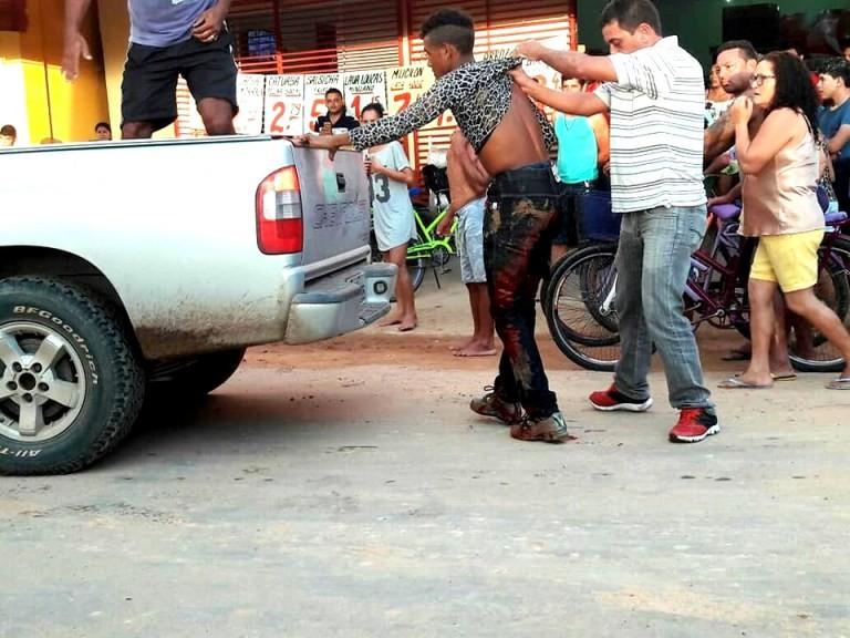 Menores apreendidos durante tentativa de assalto são suspeitos de participar de quadrilha no AC