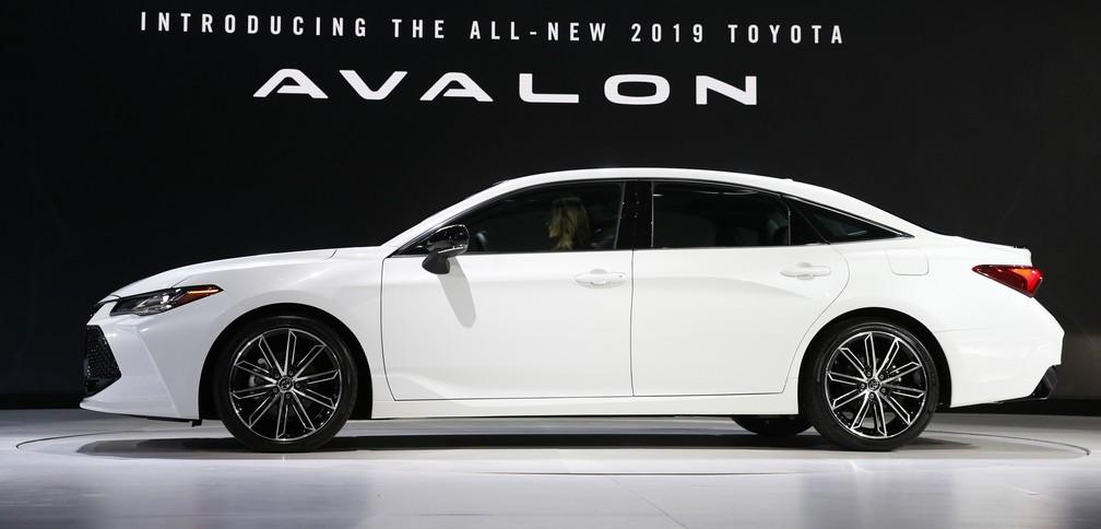 Toyota Avalon (Foto: Rebecca Cook/Reuters)