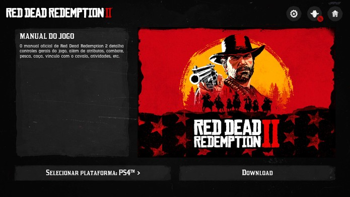 Red Dead Redemption 2: Companion App