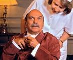 Dom Lázaro, personagem de Lima Duarte em Meu bem, meu mal | Reprodução
