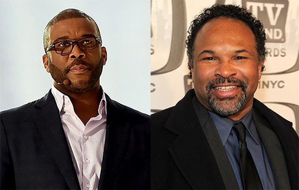 Tyler Perry e Geoffrey Owens (Foto: Getty Images)
