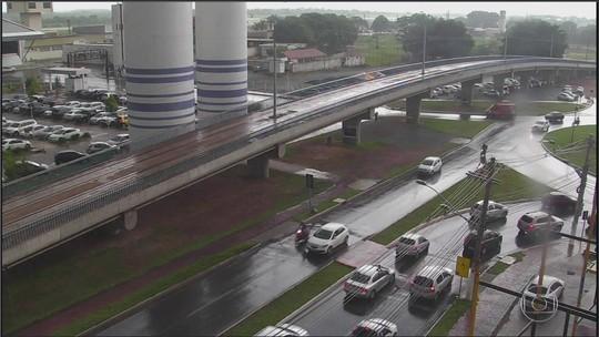 Cuiabá tem chuva recorde: 50% mais que a média histórica para dezembro