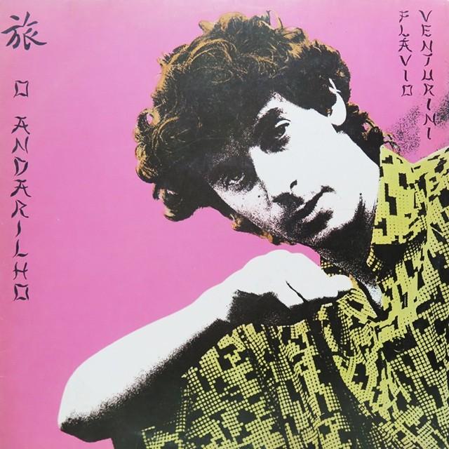 Discos para descobrir em casa – 'O andarilho', Flávio Venturini, 1984