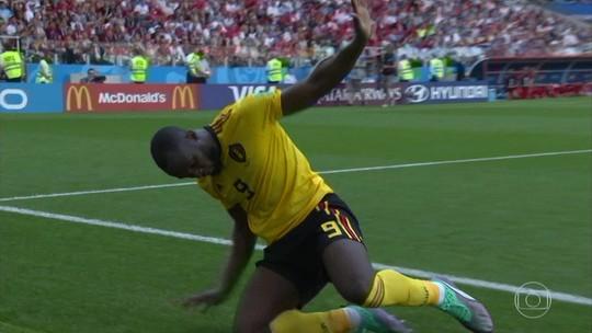Central da Copa comenta Fair Play de Lukaku