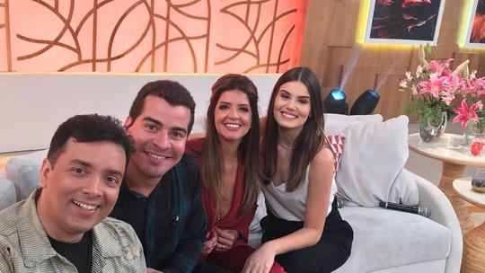 Camila Queiroz relembra, com exclusividade, cena mais difícil em 'Pega Pega'