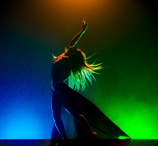 Cláudia Leitte (Foto: Darren Craig)