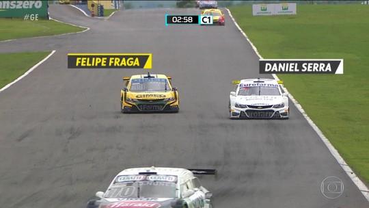 Contas do título, visita ilustre de Falcão e muita ação na pista: a Stock Car em Goiânia
