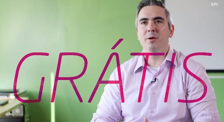 Rodrigo Moreno, da MarketUp, relata seu modelo exclusivo de negócio (Foto: reprodução)