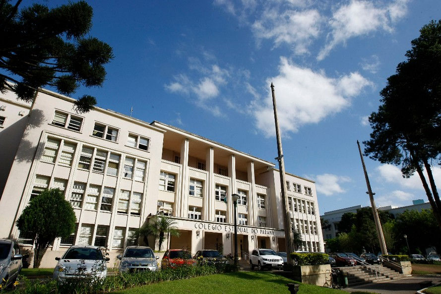 Colégio Estadual do Paraná abre edital de seletivo e oferece 905 vagas para estudantes em Curitiba  - Notícias - Plantão Diário