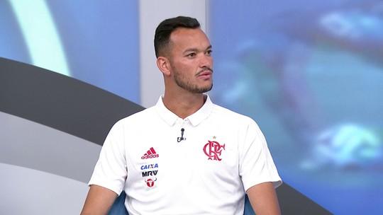 Réver lamenta saída de Zé Ricardo e diz que técnico terá futuro brilhante