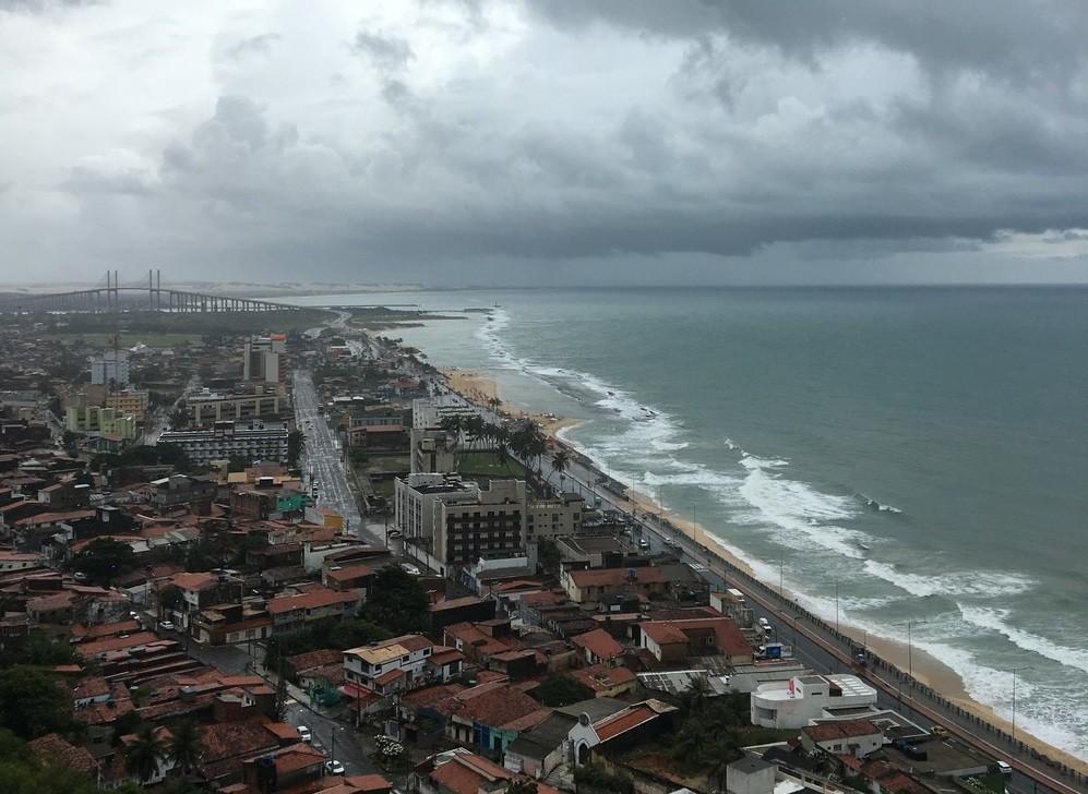 Confira a previsão do tempo no Rio Grande do Norte para o fim de semana, 23 e 24 de outubro