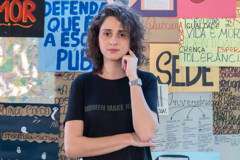 Carol Duarte fala sobre papel de mãe em 'Segunda Chamada': 'Tentei não romantizar a relação' - Notícias - Plantão Diário