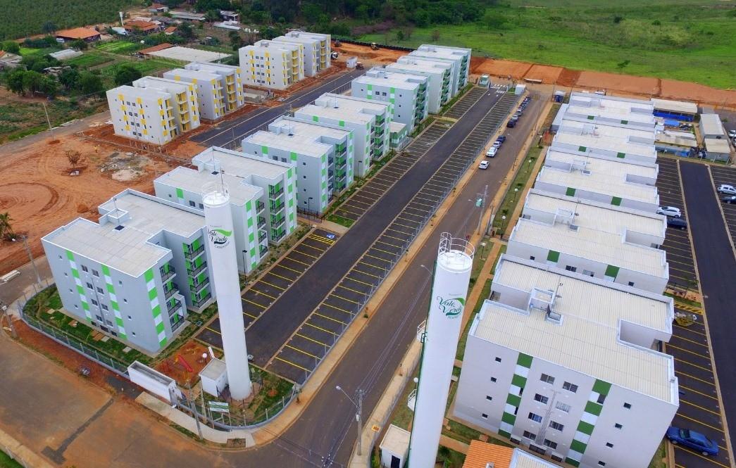 Residencial Limoeiros é entregue à população de Marília