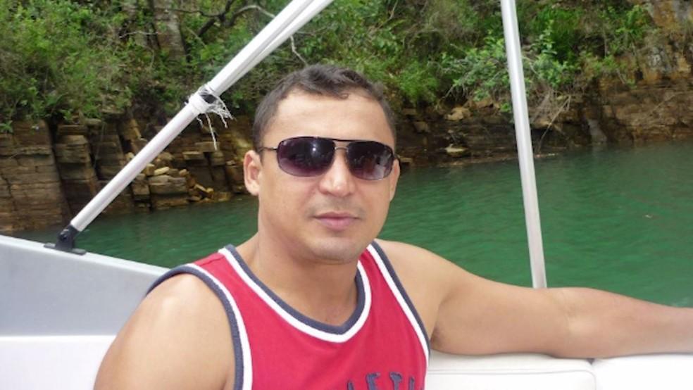 Engenheiro Flávio Rodrigues dos Santos foi assassinado em Manaus, em setembro de 2019. — Foto: Arquivo Pessoal