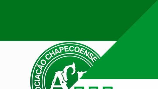 Finalistas da Sul-Americana entrarão em campo com as bandeiras da  Chapecoense e do Atlético Nacional 841a41c5d47b3