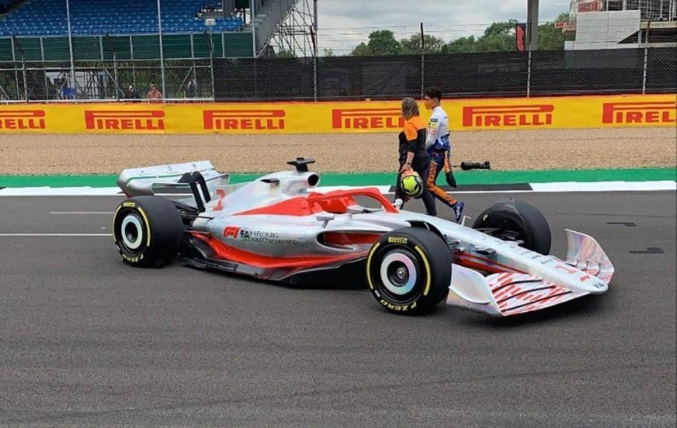 F1 2022 — Foto: Reprodução