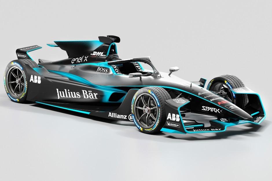 Novo modelo da Formula E é apresentado, o Gen 2 EVO (Foto: Divulgação)