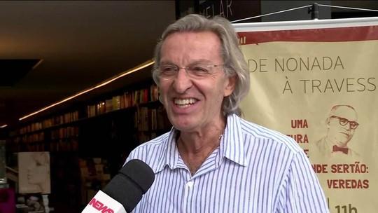 Leitura de 'Grande Sertão: Veredas' lembra 50 anos da morte de Guimarães Rosa