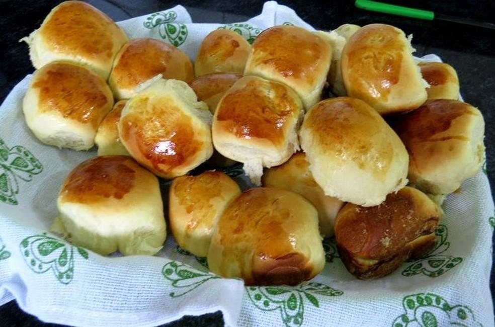 Pão Doce Fácil E Rápido Receitas Receitas