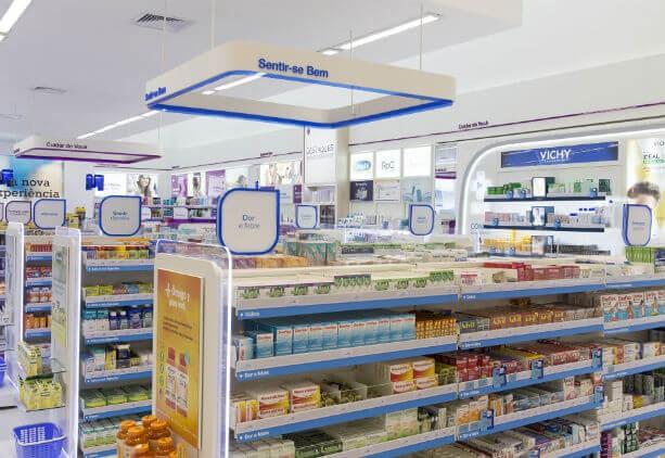 Nova loja da Drogaria Onofre (Foto: Divulgação)