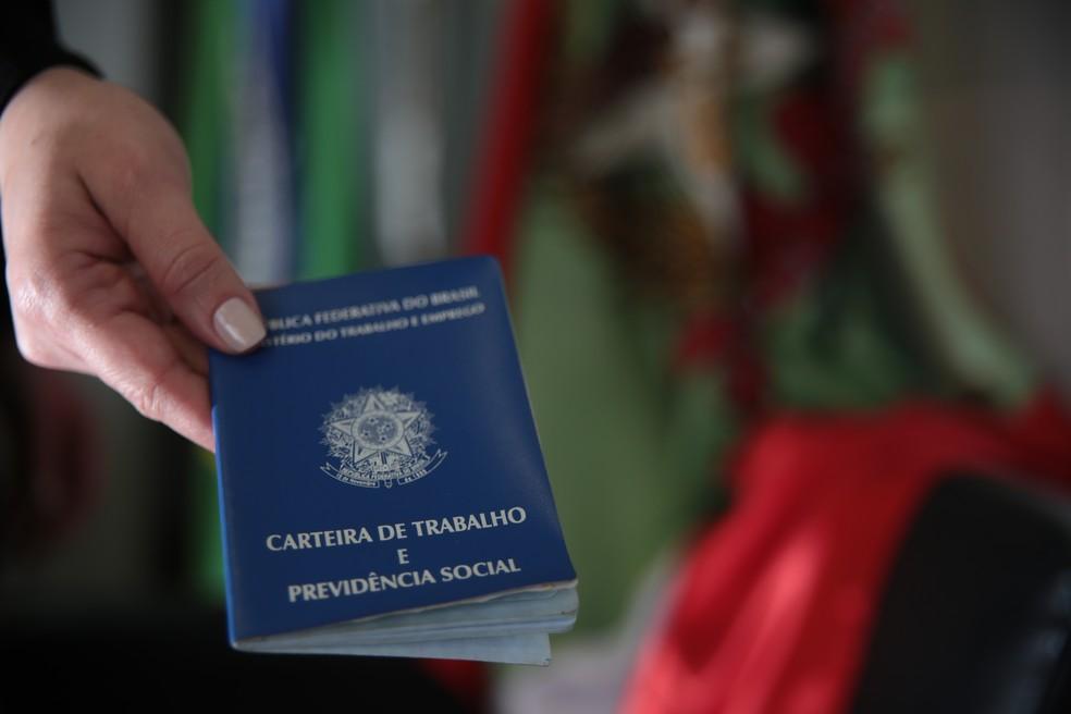 Vagas permanentes foram abertas nesta segunda-feira (9) — Foto: Mauricio Vieira/Secom/Divulgação