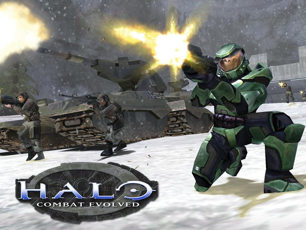 The original Xbox introduced Halo, one of the major Microsoft series - Photo: Divulgação / Microsoft