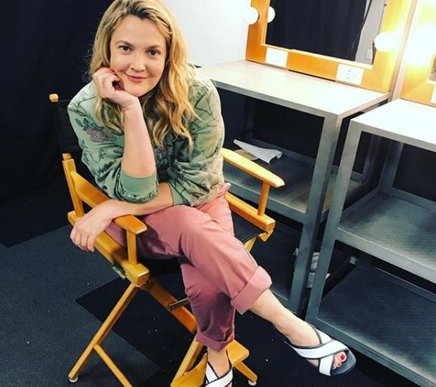 Drew Barrymore (Foto: Instagram/Reprodução)